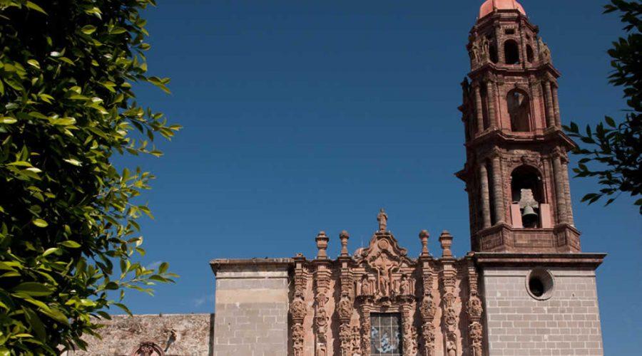 Iglesia de San Francisco, Guanajuato