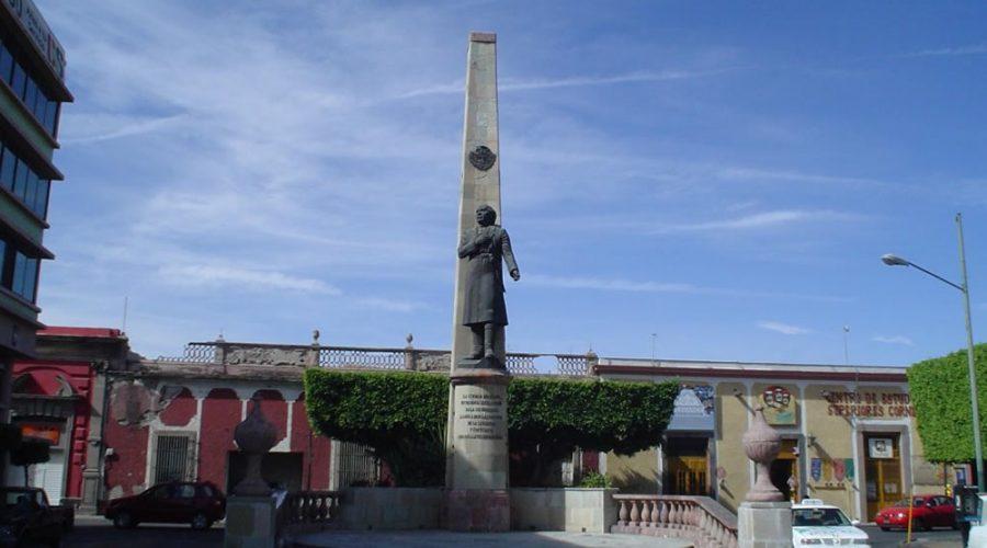 Monumento a Hidalgo, Guanajuato