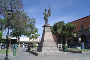 Monumento a Ignacio Allende, Guanajuato