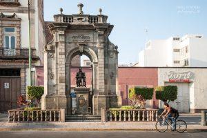 Monumento a Tresguerras, Guanajuato