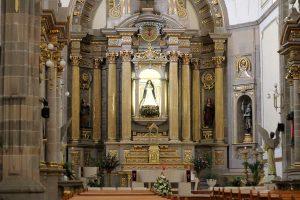 Parroquia de Nuestra Señora de la Soledad en Irapuato, Guanajuato