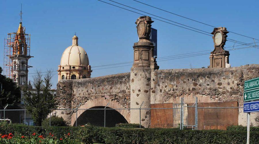 Puente de Guadalupe en Irapuato, Guanajuato