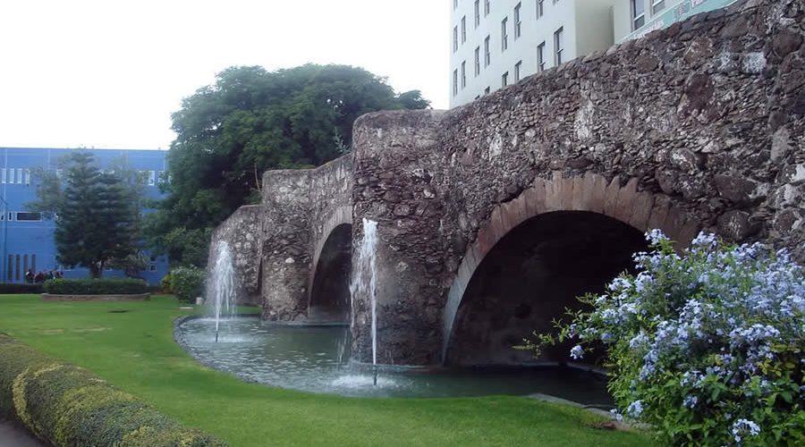 Puente de San José en Irapuato, Guanajuato