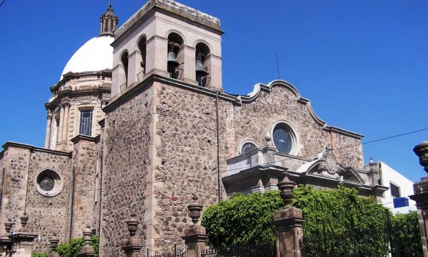 Santuario de Nuestra Señora de Guadalupe del Centro, Guanajuato