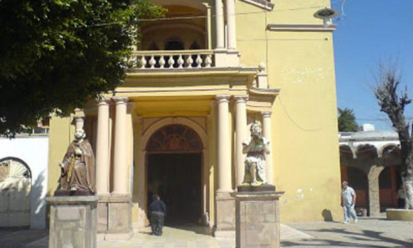 Santuario de Nuestra Señora de Guadalupe del Puente, Guanajuato