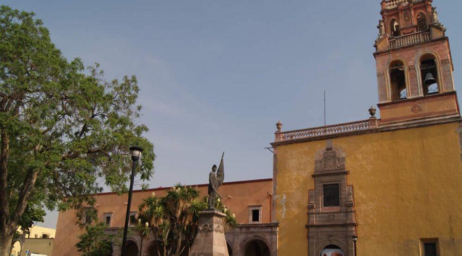 Templo de San Agustín, Guanajuato