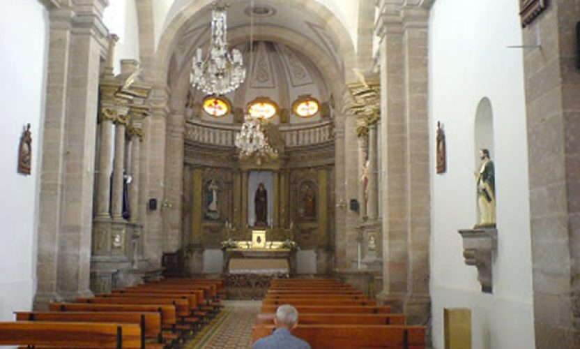 Templo de San Francisquito en Irapuato, Guanajuato