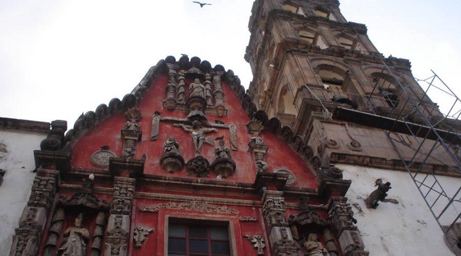 Templo de San José, Guanajuato