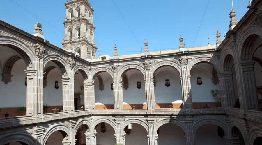 Templo y Convento de San Francisco, Guanajuato