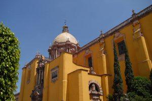Templo y Convento del Carmen en Celaya, Guanajuato
