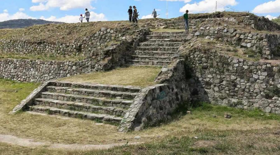 Zona Arqueológica El Ixtépete, Jalisco