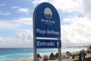 Distintivo Blue Flag para 35 Playas y dos Marinas Mexicanas