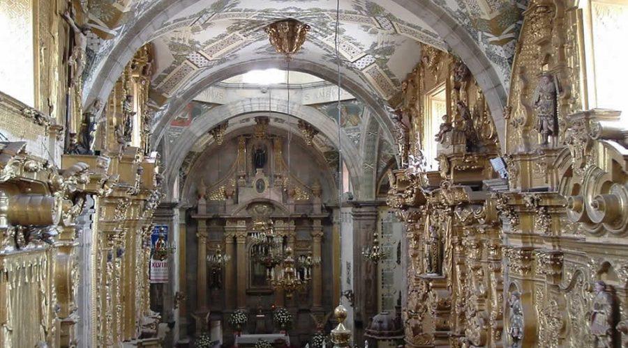 Parroquia del Señor del Hospital, Guanajuato