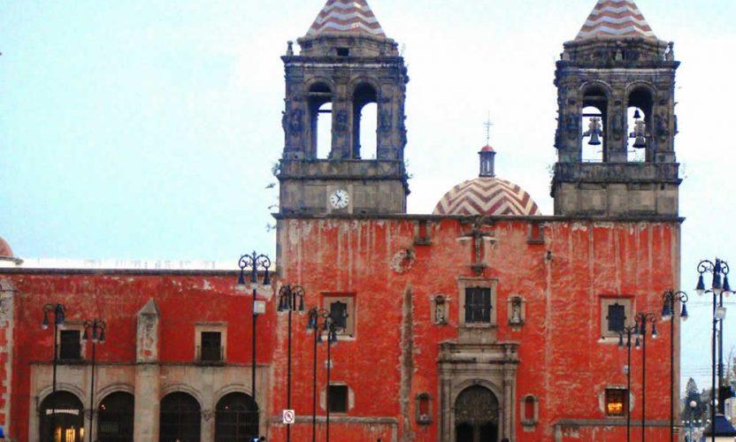 Templo y Ex Convento de San Agustín en Salamanca