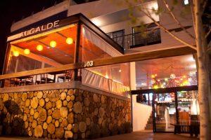 Restaurante Alcalde en Guadalajara