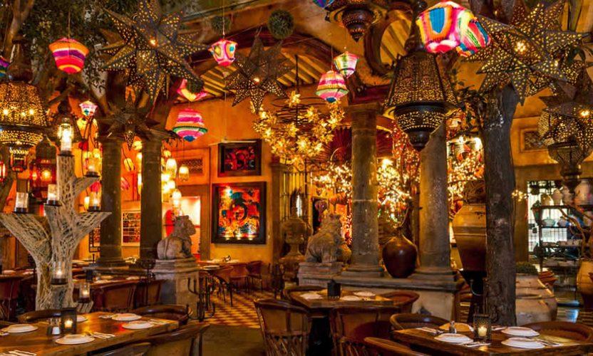 Restaurante Casa Luna en Tlaquepaque