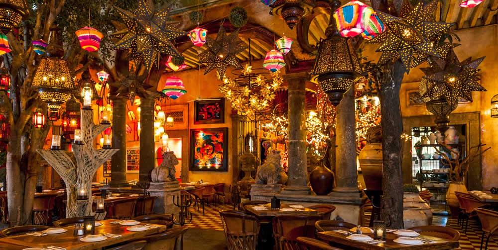 Restaurante casa luna en tlaquepaque turimexico - Casa de la luna ...