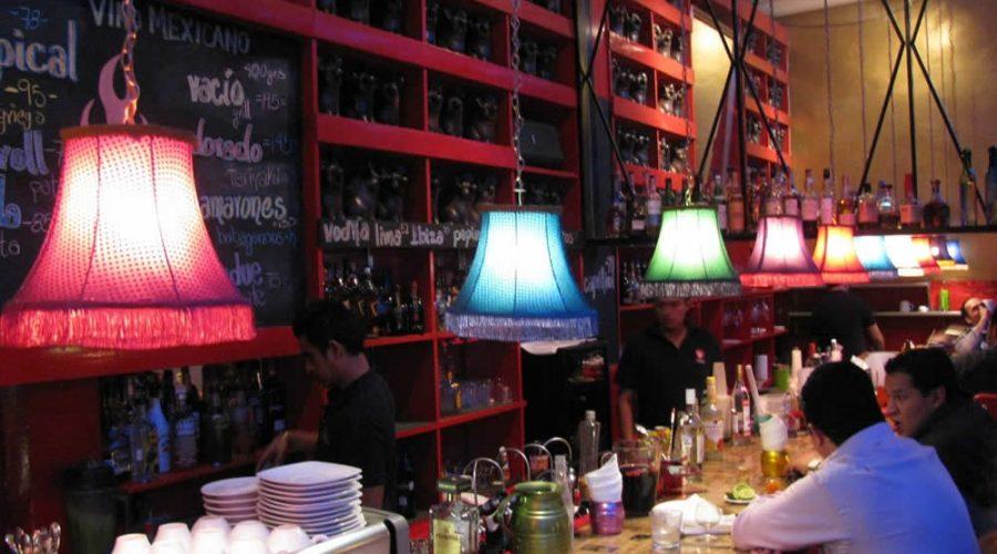 Restaurante i Latina en Guadalajara