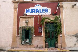 Fonda Murales en Lagos de Moreno