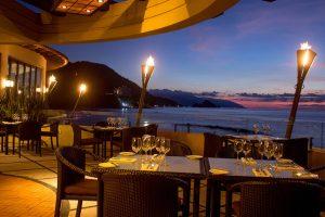 Restaurante Blanca Blue en Puerto Vallarta