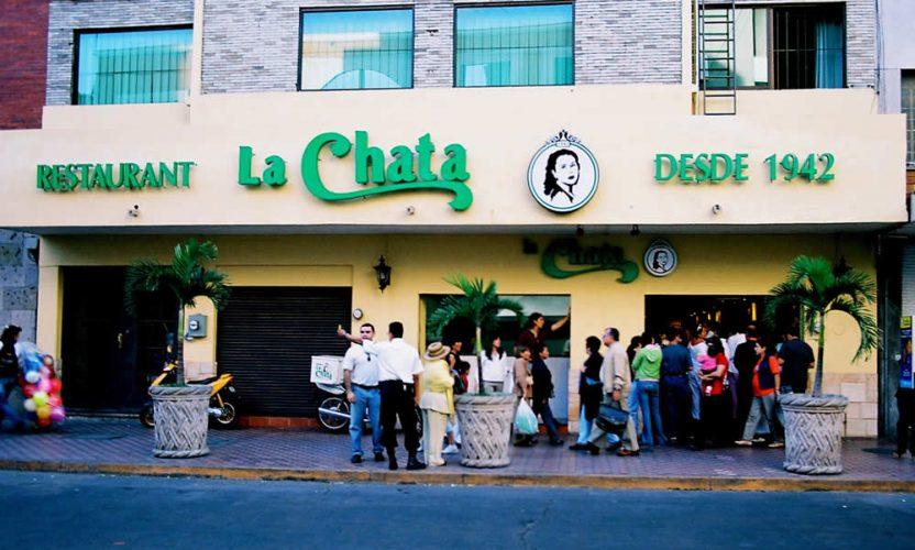 Restaurante La Chata en Guadalajara