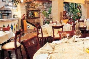 Restaurante Trio en Puerto Vallarta