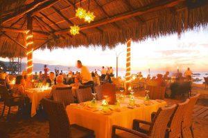 La Palapa Restaurant en Puerto Vallarta
