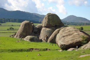 Las Piedrotas del Valle de los Enigmas en Tapalpa