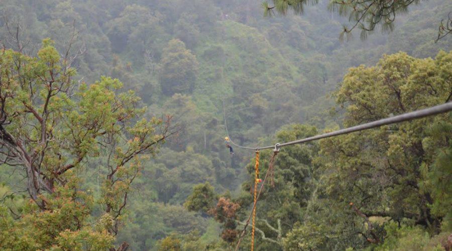 Parque Ecoturístico El Tecolote en Mazamitla