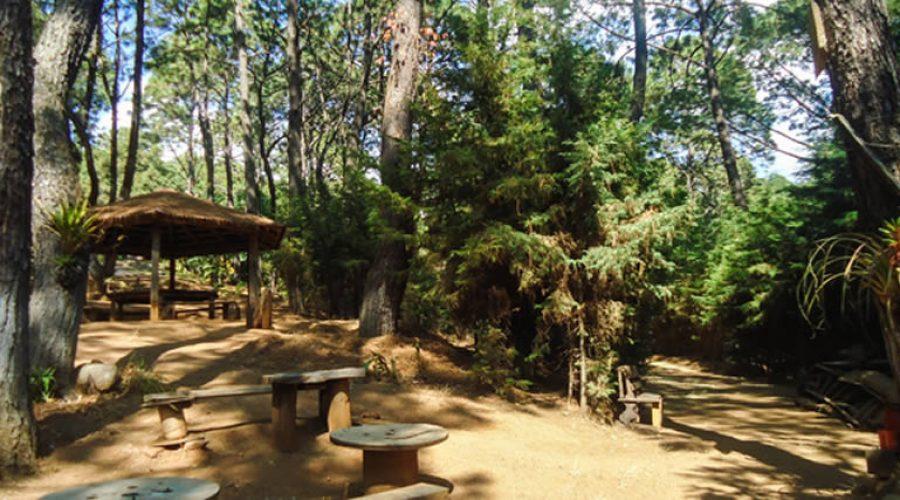Parque Municipal La Zanja en Mazamitla