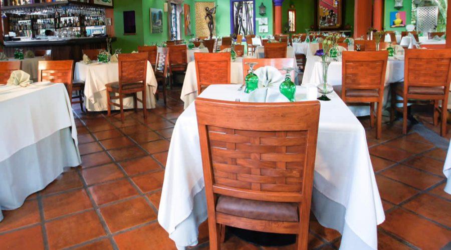 Restaurante River Café en Puerto Vallarta