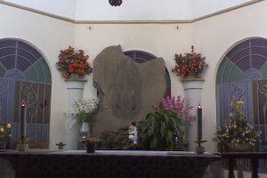 Capilla de la Virgen de la Laja en La Manzanilla de la Paz