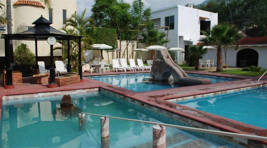 Cosalá Grand & Spa en Jocotepec