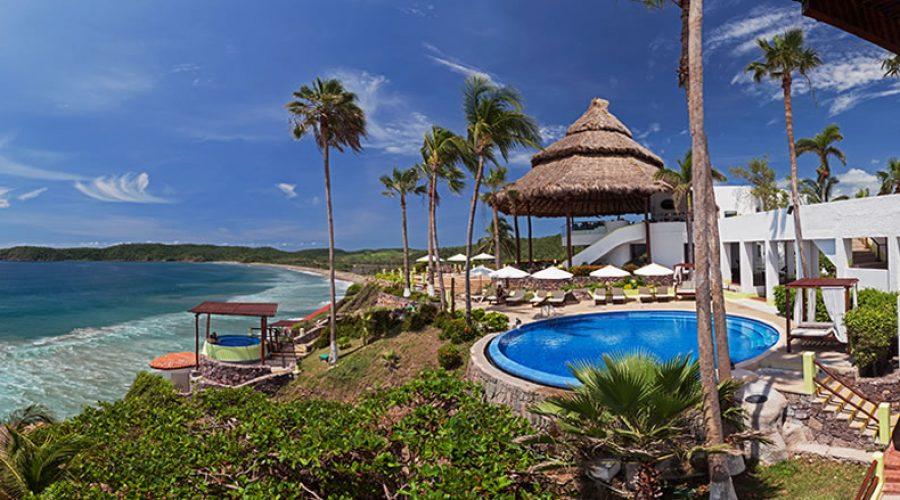 Hotel Punta Serena en Tenacatita