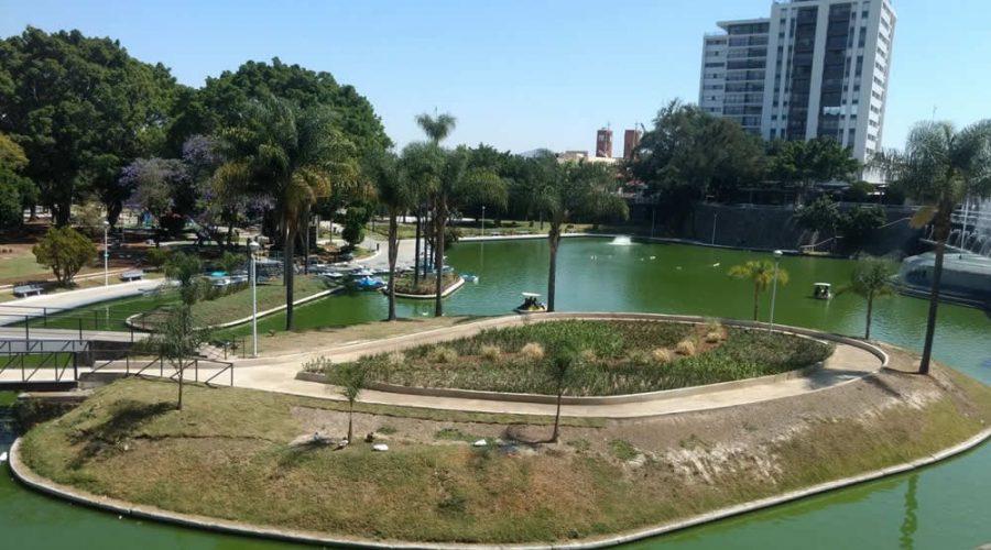 Parque Ávila Camacho en Guadalajara