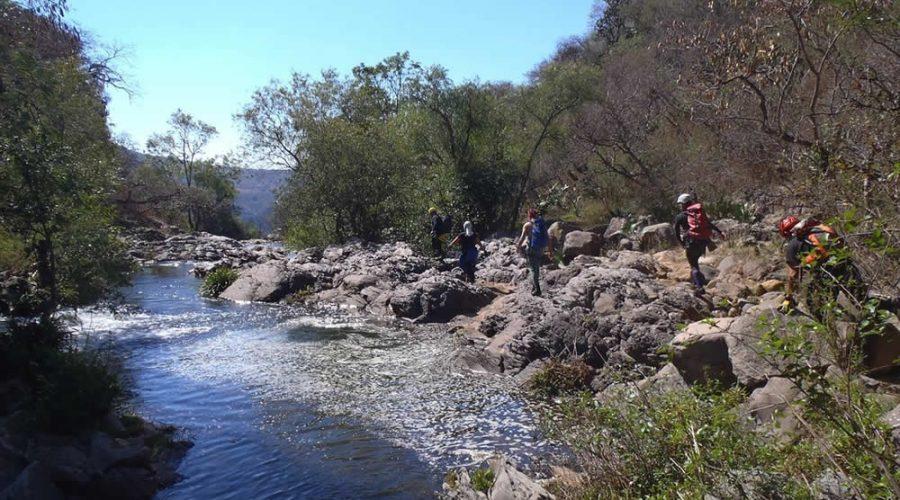 Presa y Salto del Nogal en Tapalpa