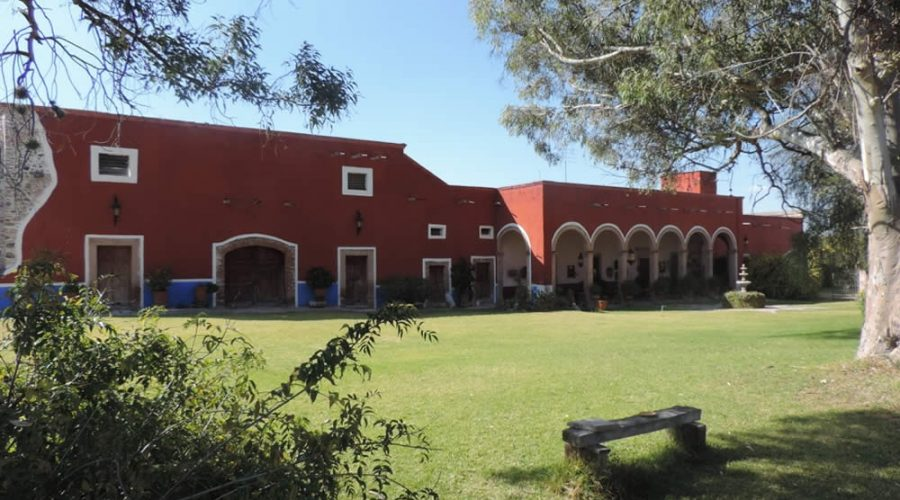Hacienda San Rafael en Lagos de Moreno