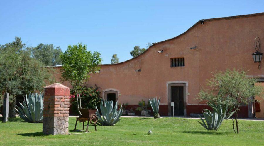 Hacienda Sepúlveda en Lagos de Moreno