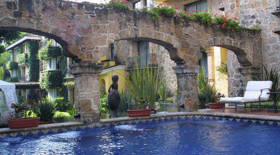 Hotel Quinta Real en Guadalajara