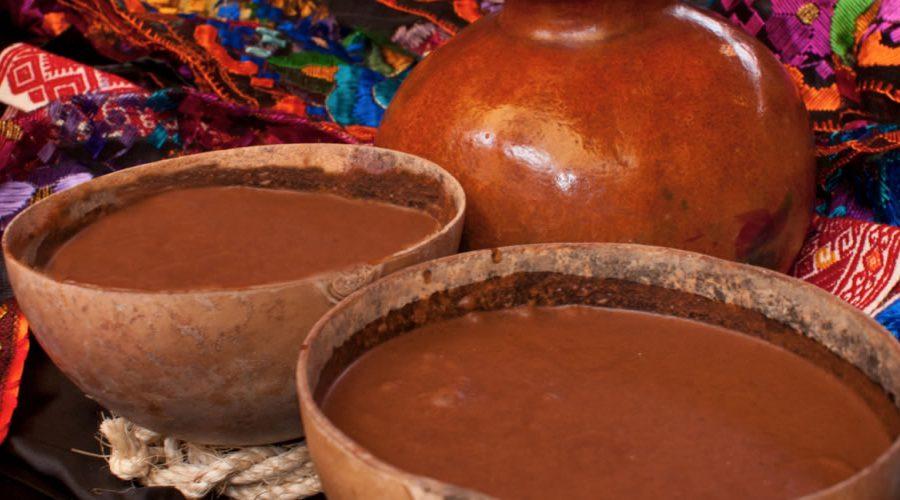Receta Pozol de Cacao