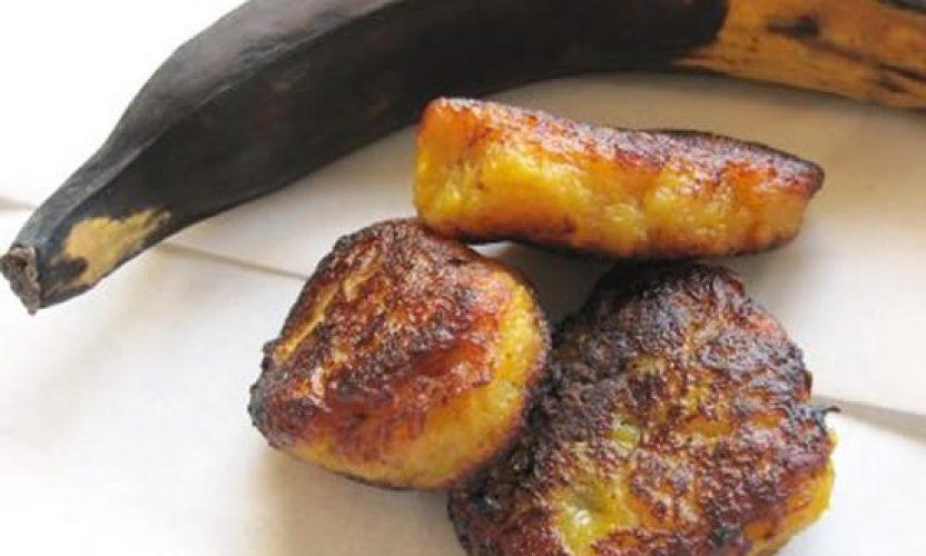 Receta Rellenitos de Plátano