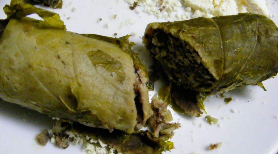 Receta Tamal de Juacané