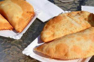 Receta Empanadas con Manjar