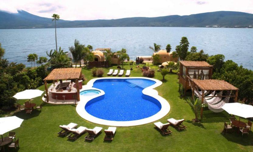 El Chante Spa Hotel en Jocotepec