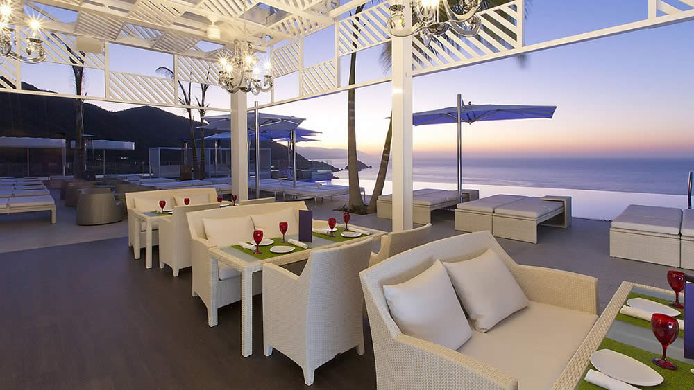 Hotel Mousai en Puerto Vallarta