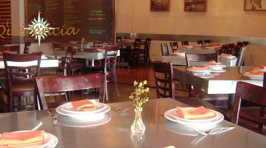 Restaurante La Querencia en Baja California