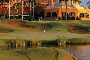 Campo de Golf Isla Navidad en Manzanillo