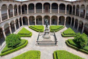 Colegio de San Nicolás de Hidalgo en Morelia