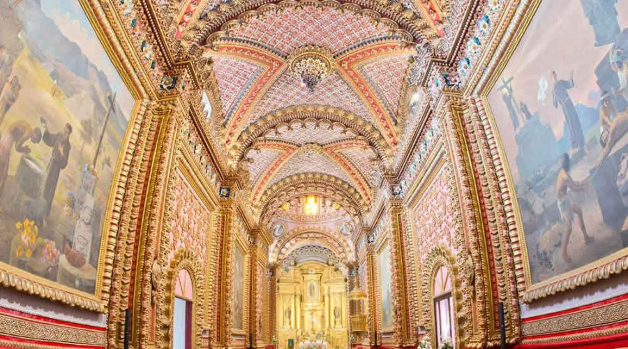 Santuario de Guadalupe en Morelia
