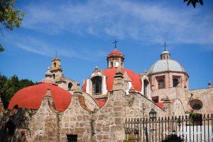 Templo y Ex Convento de El Carmen en Morelia